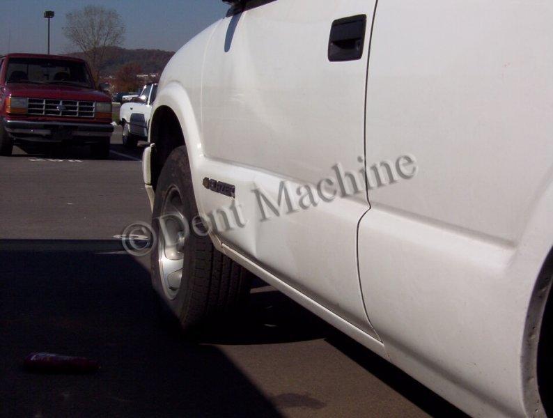 Chevrolet S-10 Before