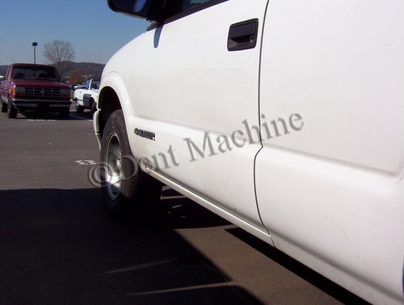 Chevrolet S-10 After